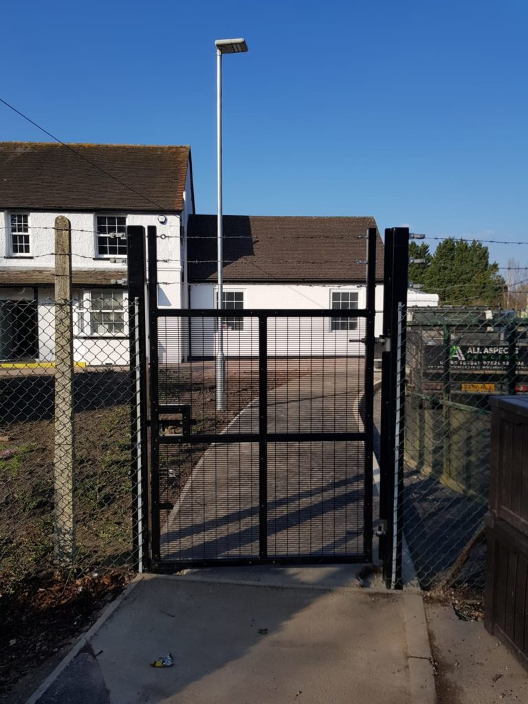 Commercial - All Aspects Fencing